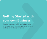 Getting started with your own business