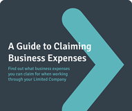 How to claim business expenses