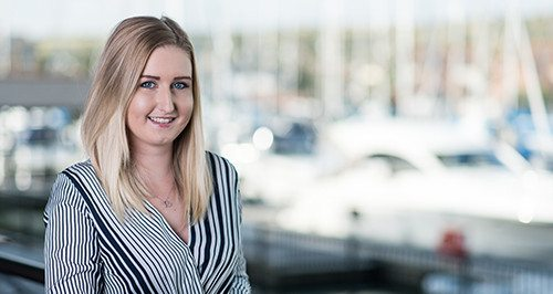 Charlotte Beal, Client Accountant